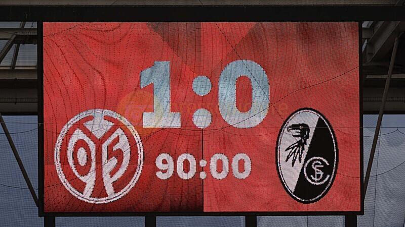 Bundesliga 25. Spieltag 2021