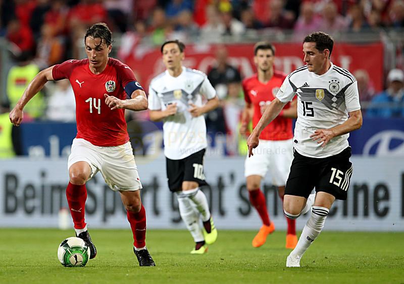 Fußball österreich Deutschland