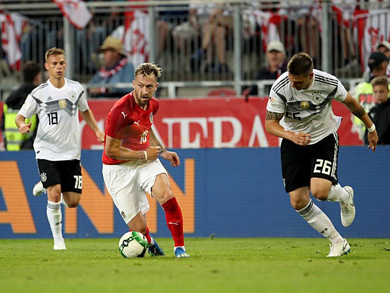 Deutschland österreich Fußball